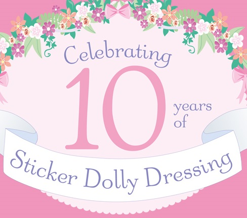 Sticker Dolly Dress-Up Party
