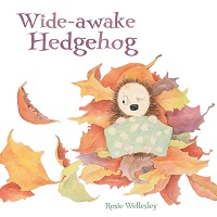 The Wide Awake Hedgehog Arts and Crafts