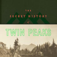 Twin Peaks Book Signing with Mark Frost