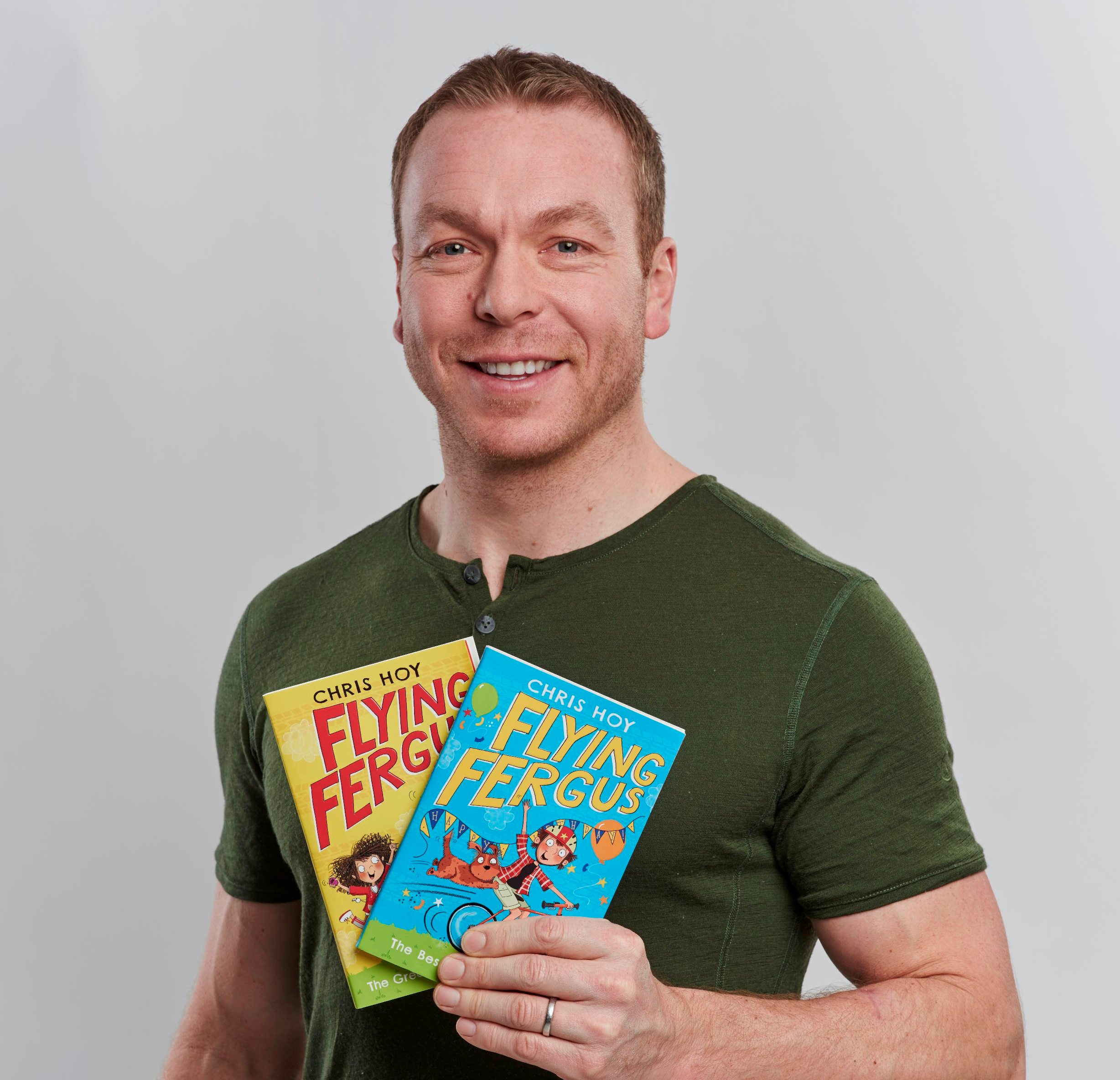 Chris Hoy: On Your Bike London Exclusive