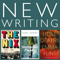 New Writing with Karl Geary, Nathan Hill and Emma Flint