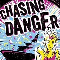 Interactive Mystery Event with Chasing Danger Author Sara Grant