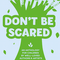 Don't Be Scared: World Book Day Creative Writing and Readings in conjunction with Above & Beyond