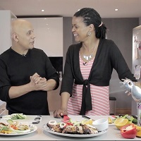 Carib-Asian Cookery with TV chefs Patrick Hart and Sherrie Eugene-Hart