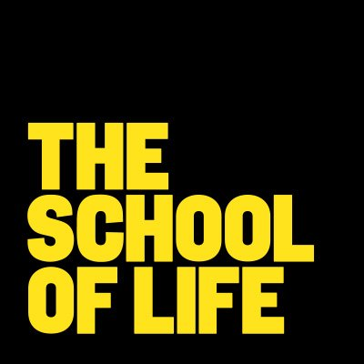 Foyles//School of Life Minis: Relationships