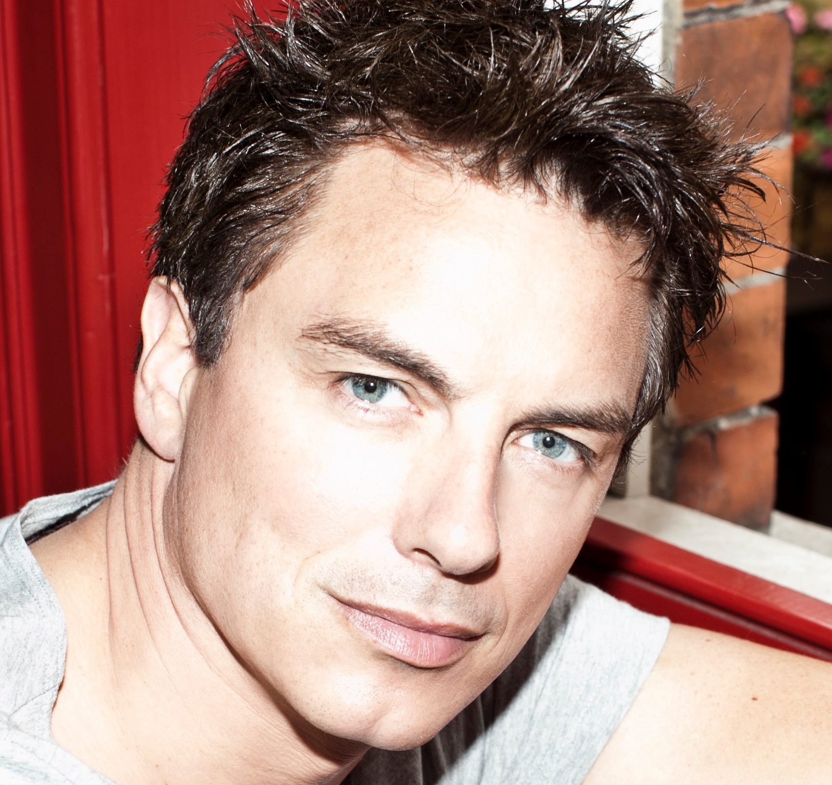 John Barrowman Lunchtime Signing