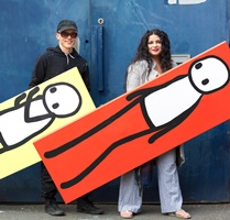 STIK and Sheila Chandra present a Masterclass in Organising for Creative People