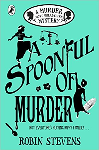 A Spoonful of Murder with Robin Stevens