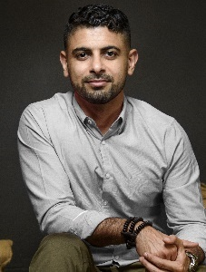 The Monk of Mokha: An evening with Mokhtar Alkhanshali