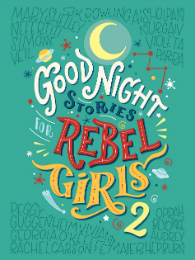 Good Night Stories for Rebel Girls 2 - a signing with Elena Favilli & Francesca Cavallo