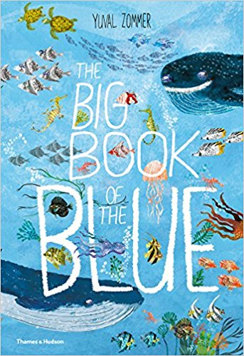 The Big Book of the Blue with Yuval Zommer