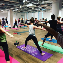 Summer Yoga at Foyles