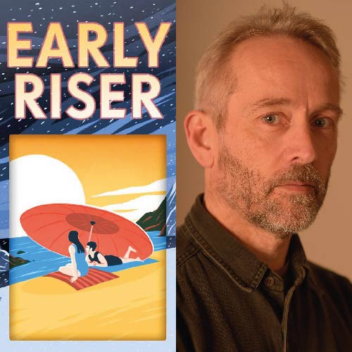 Early Riser: Jasper Fforde and Jasper Fforde in conversation