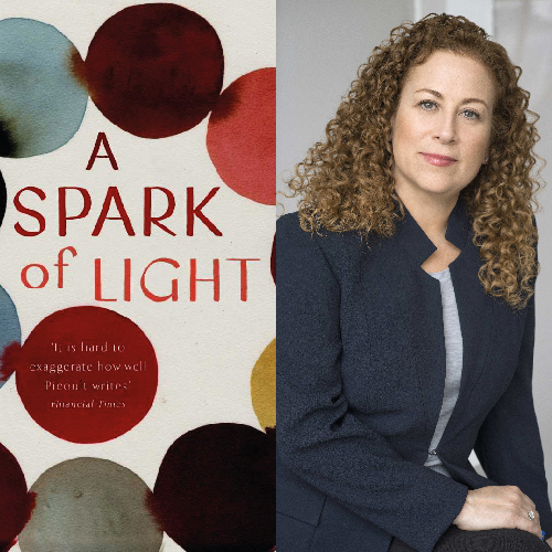 Ctrl Alt Delete: Live podcast recording with Jodi Picoult