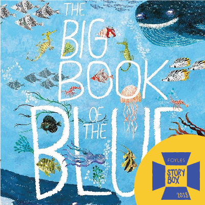The Big Book of the Blue Underwater Illustration
