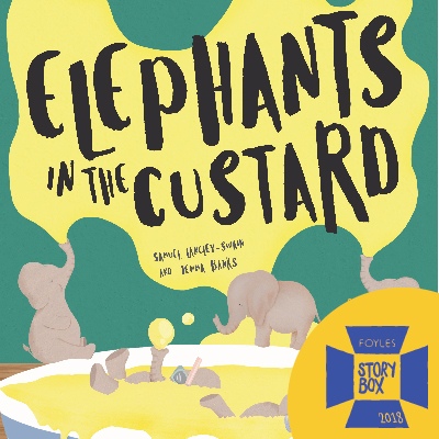 Elephants In The Custard With Samuel Langley Swain