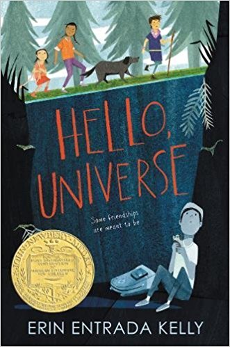Summer Reading Challenge: Hello, Universe
