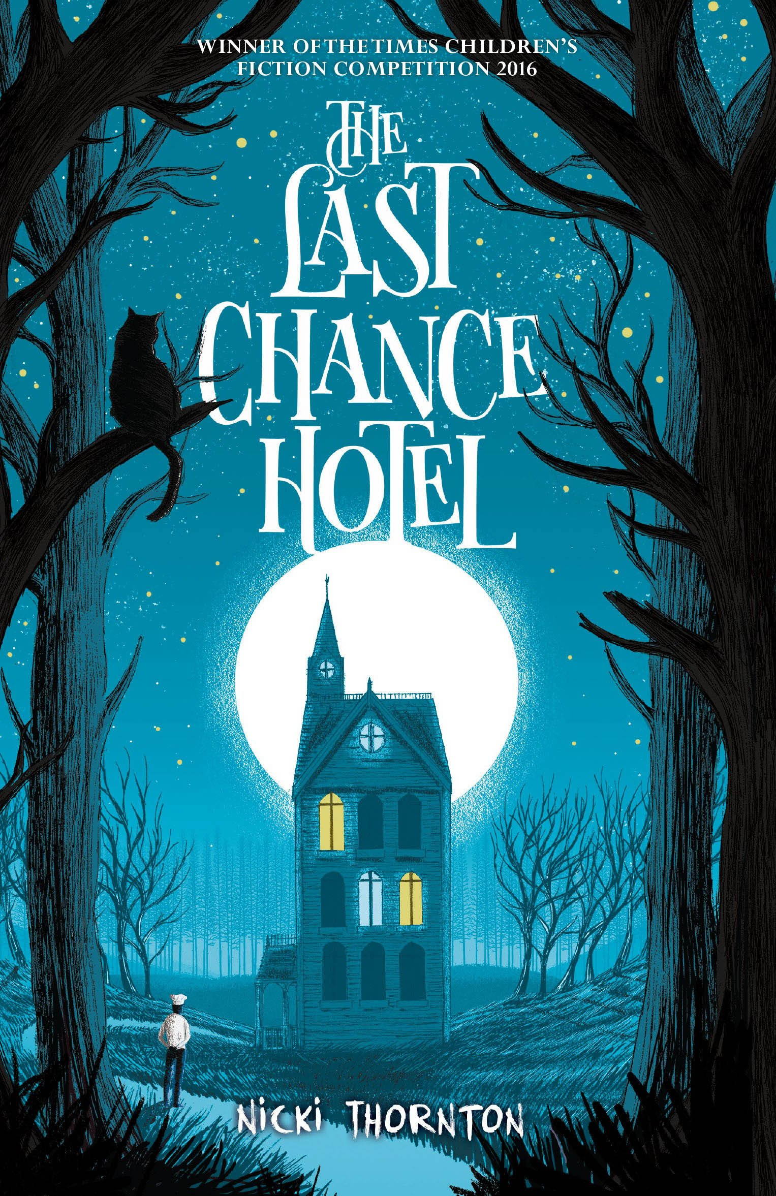 Summer Reading Challenge: The Last Chance Hotel