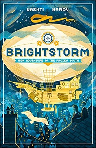 Summer Reading Challenge: Brightstorm