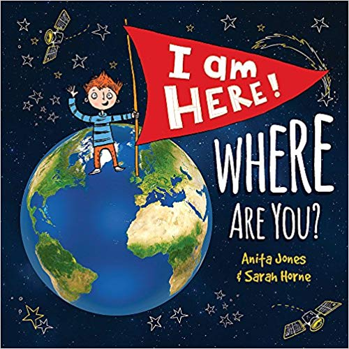 I Am Here, Where Are You? with Anita Jones