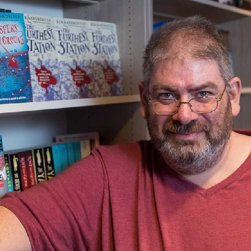Lies Sleeping: Ben Aaronovitch in conversation