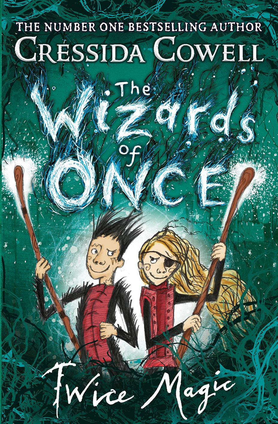 Twice Magic: Signing Party with Cressida Cowell
