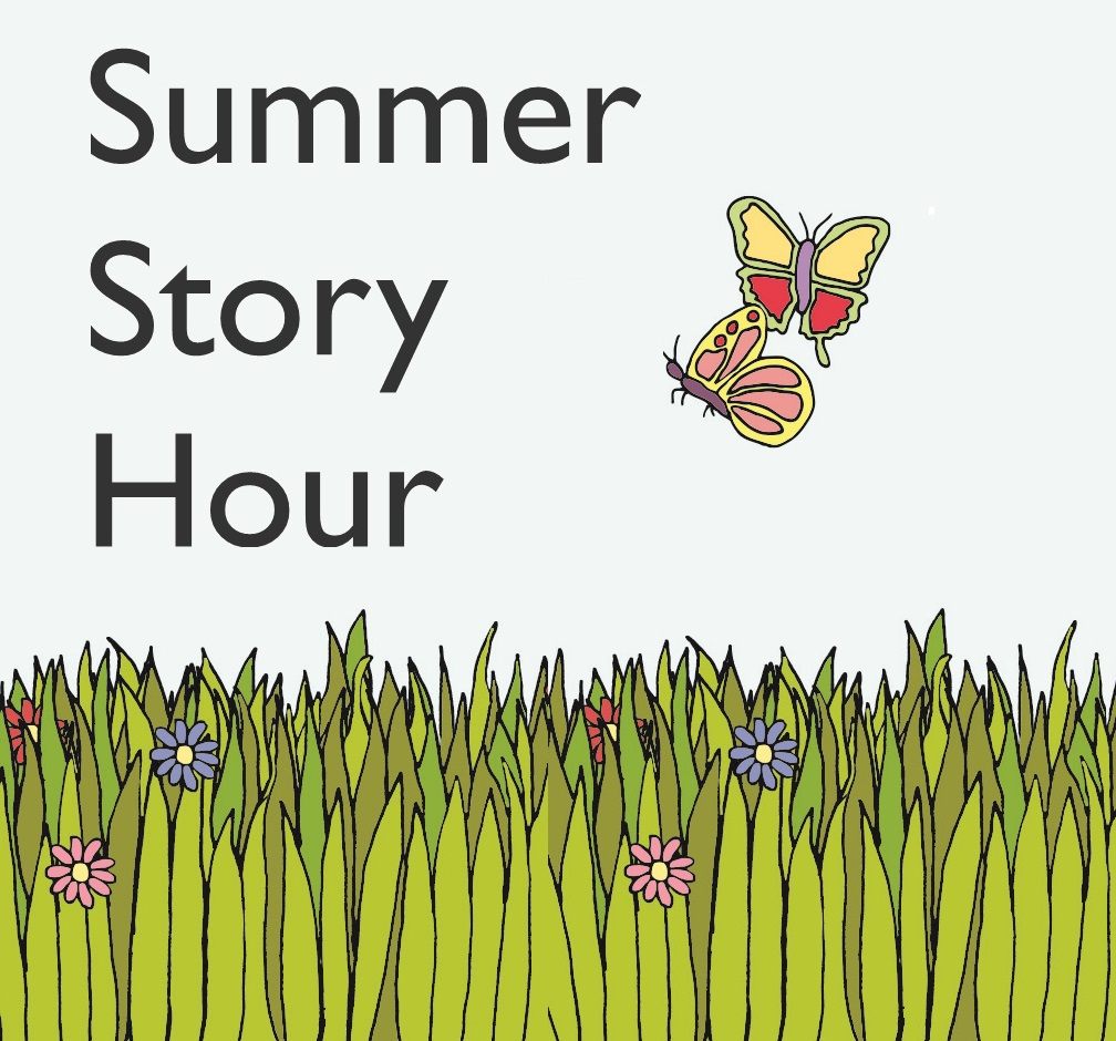 Summer Story Hour: Stories and Activities!