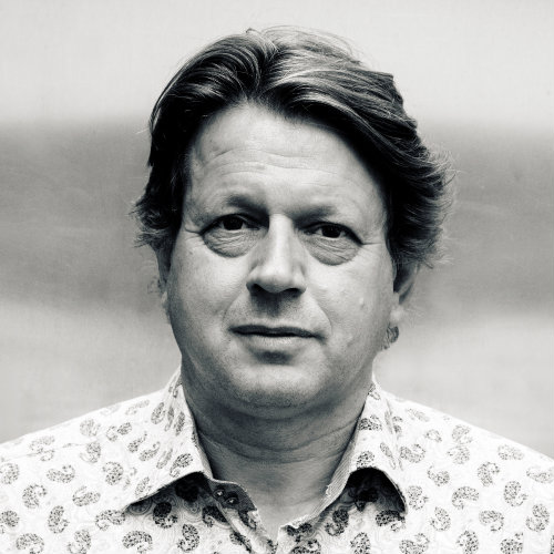 Salvation: An Evening With Science Fiction Superstar Peter F Hamilton