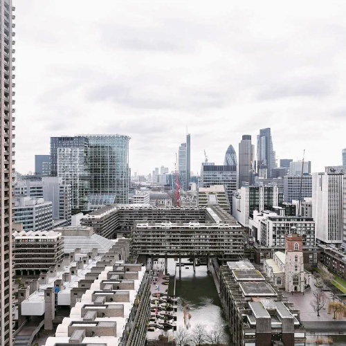 The Barbican Estate at 50: Stefi Orazi in conversation