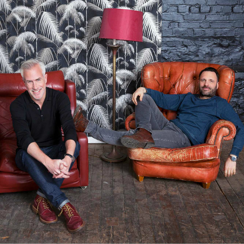 The First Time: Matt Everitt and Shaun Keaveny in conversation
