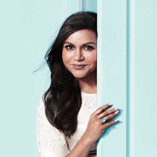 Meet Mindy Kaling