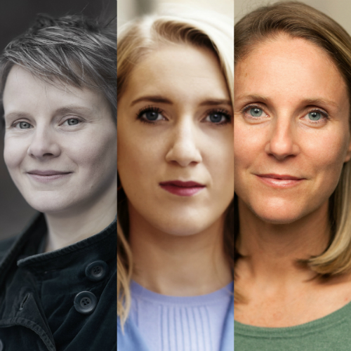 Writers' Night: Bridget Collins, Stacey Halls and Sonia Velton