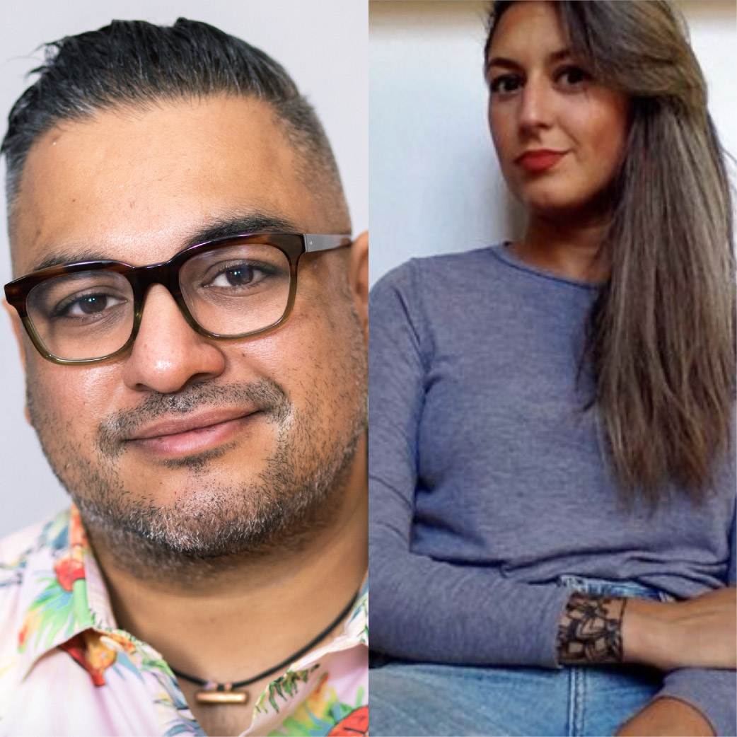 6742d40c16 The Good Immigrant USA with Nikesh Shukla and Chimene Suleyman