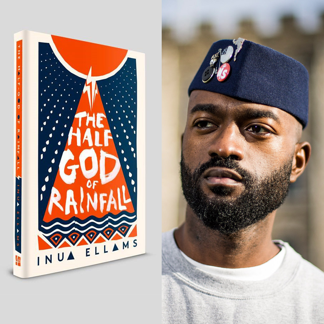 The Half God of Rainfall: Inua Ellams in conversation
