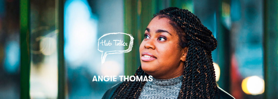 Hub Talks: Angie Thomas