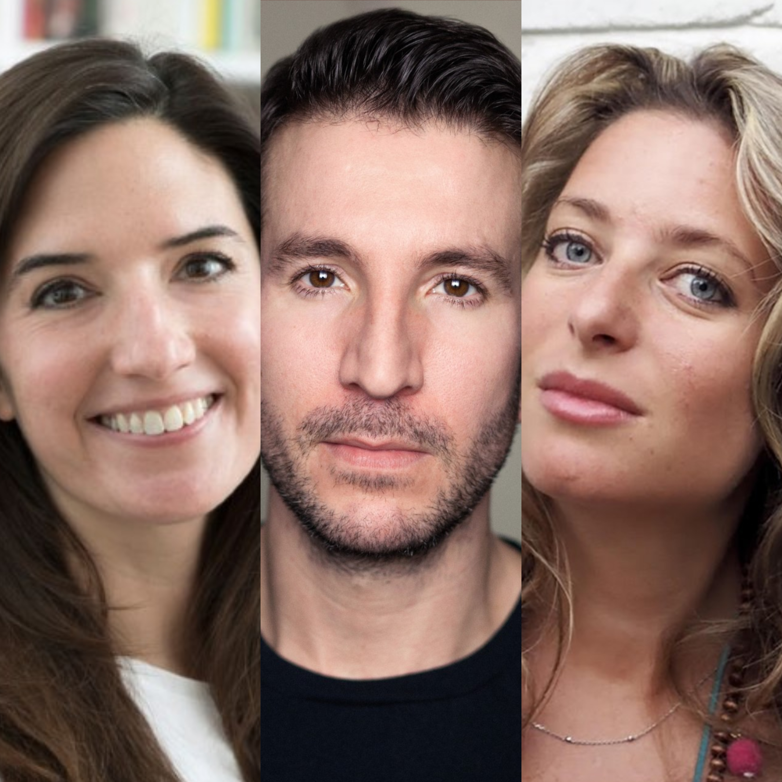 Writers' Night: Jessica Barry, Alex Michaelides and Lizzy Barber
