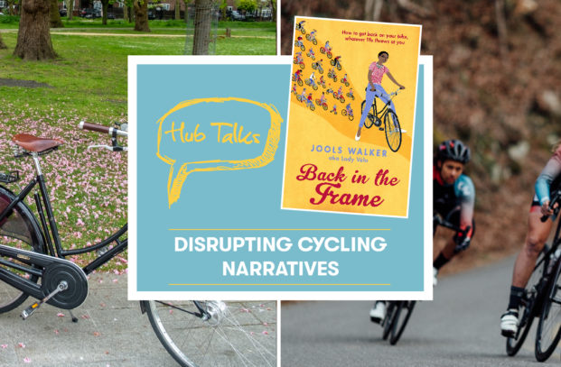Disrupting Cycling Narratives with Jools Walker a.k.a Lady Velo and Ayesha McGowan