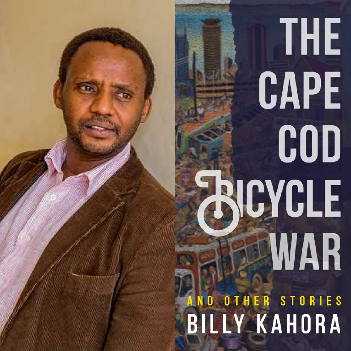Africa Writes: An Evening With Billy Kahora & Ellah Wakatama Allfrey