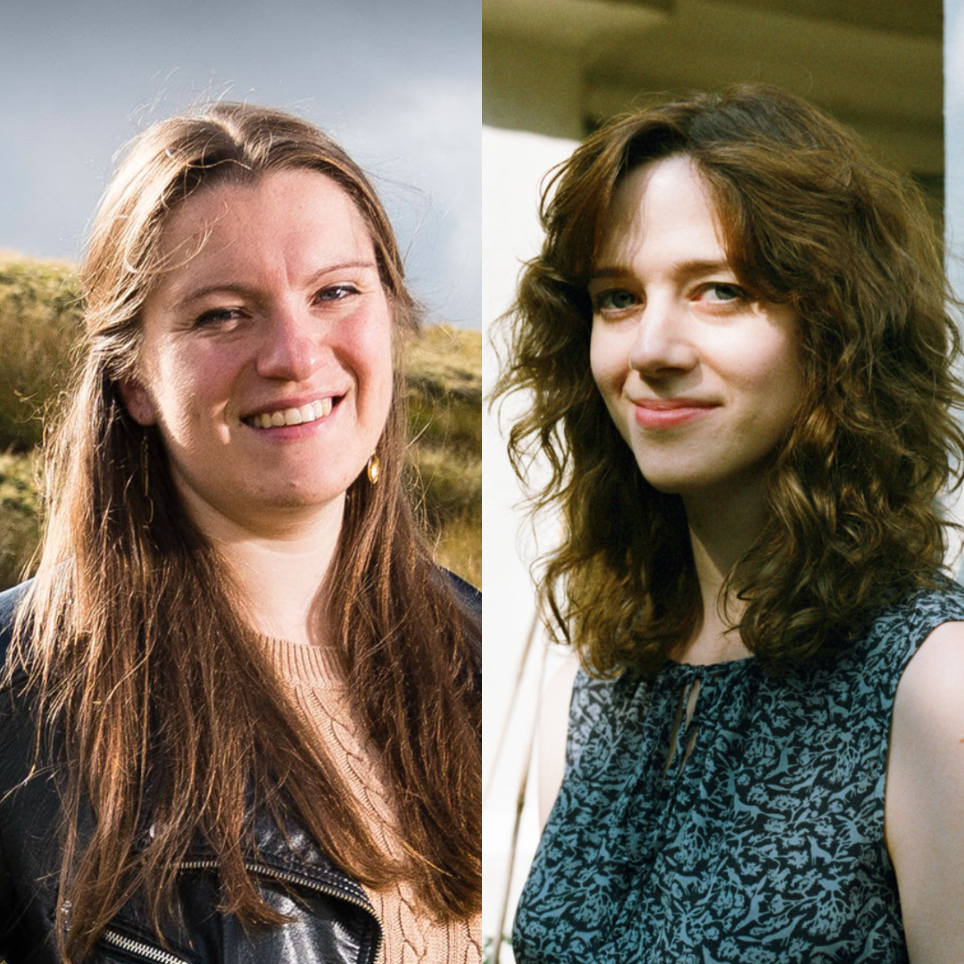 Writers' Night: Katie Hale and Hanna Jameson