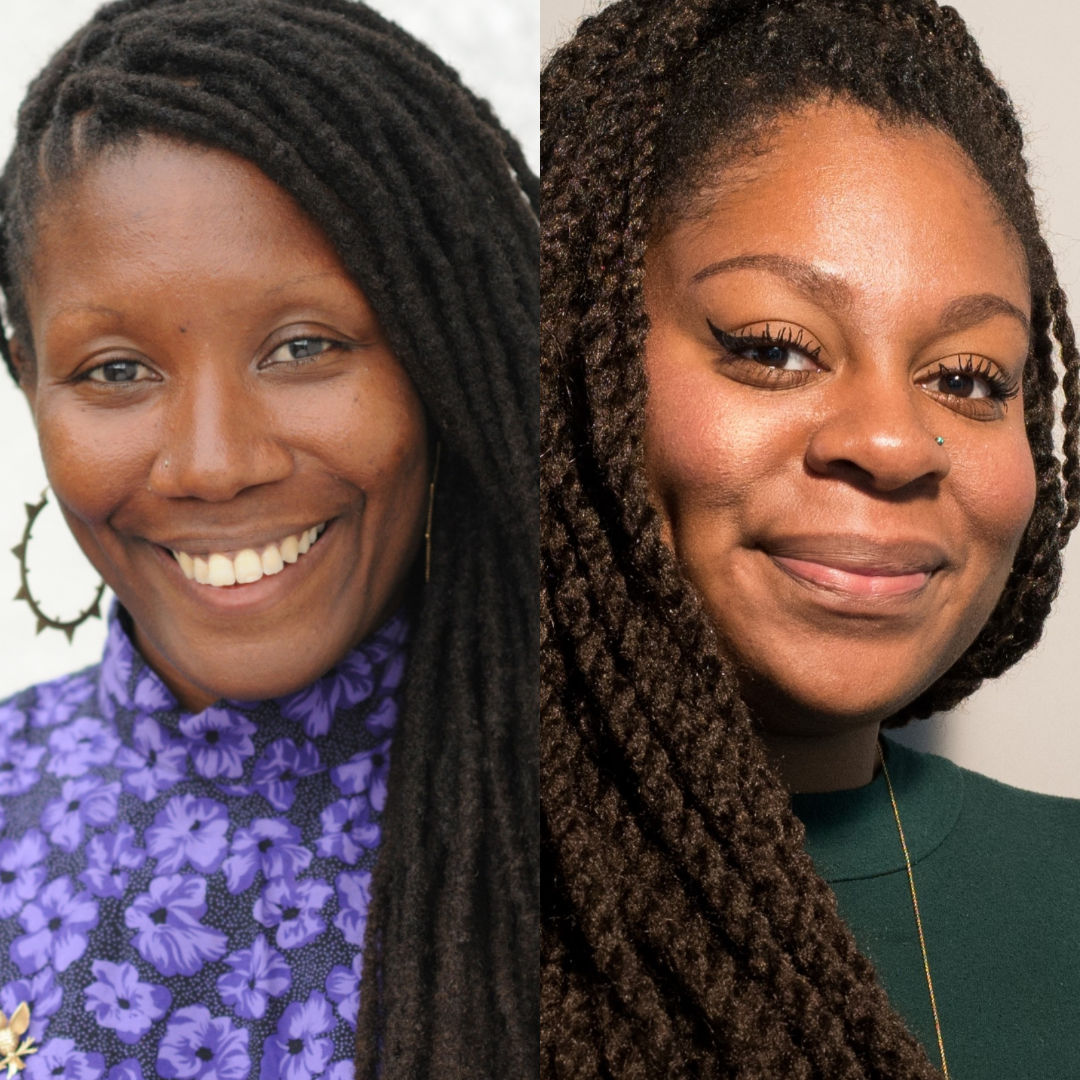 Nicole Dennis-Benn and Candice Carty-Williams in conversation