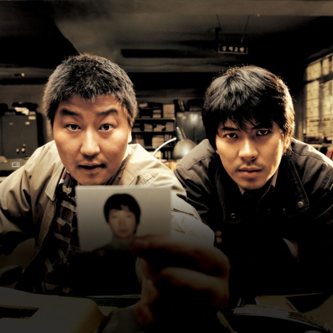 Korean Culture Month 2019: Memories of Murder (2003) - Film Screening