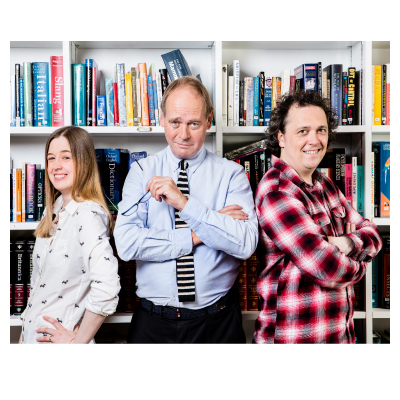 Faber and Foyles present: The QI Literary Quiz