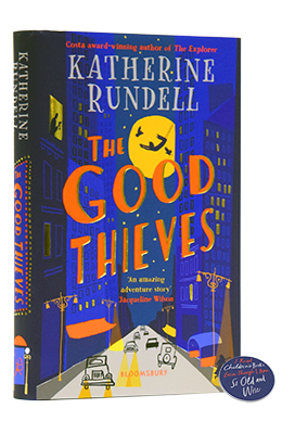 Good Thieves by Katherine Rundell