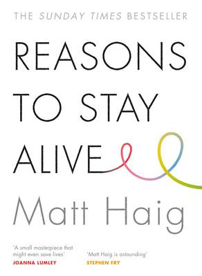 Matt Haig, Reaons to Stay Alive