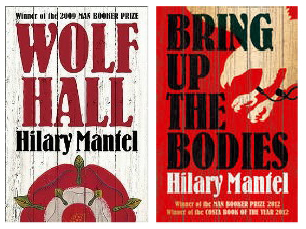Hilary Mantel's two winners