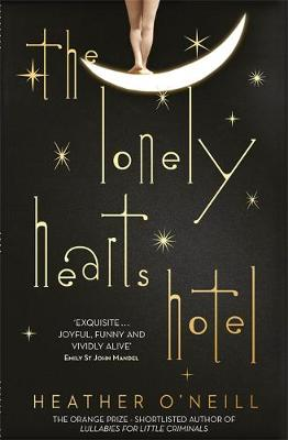 Cover of The Lonely Hearts Hotel