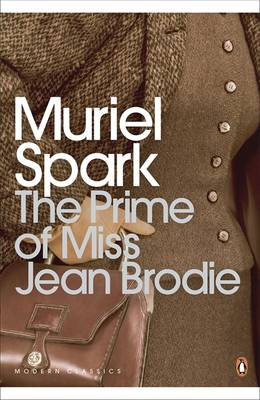 Cover of Prime of Miss Jean Brodie
