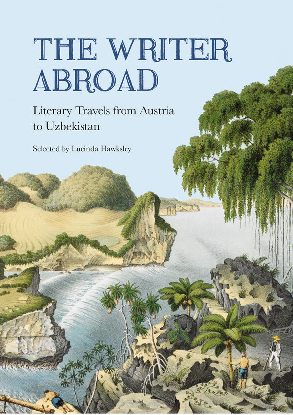 Cover of The Writer Abroad