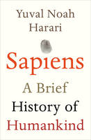 Sapiens, book cover