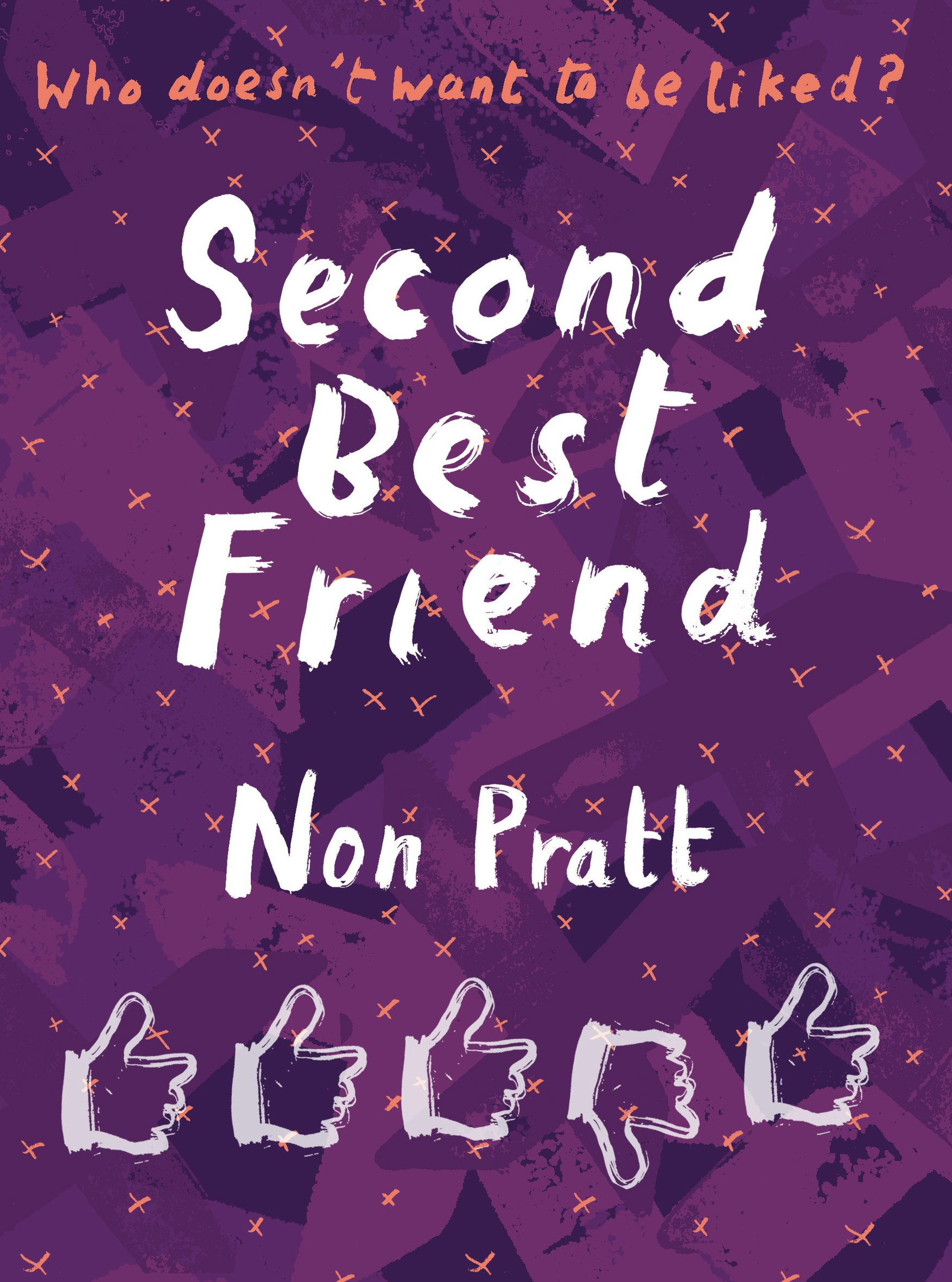 Cover of Second Best Friend